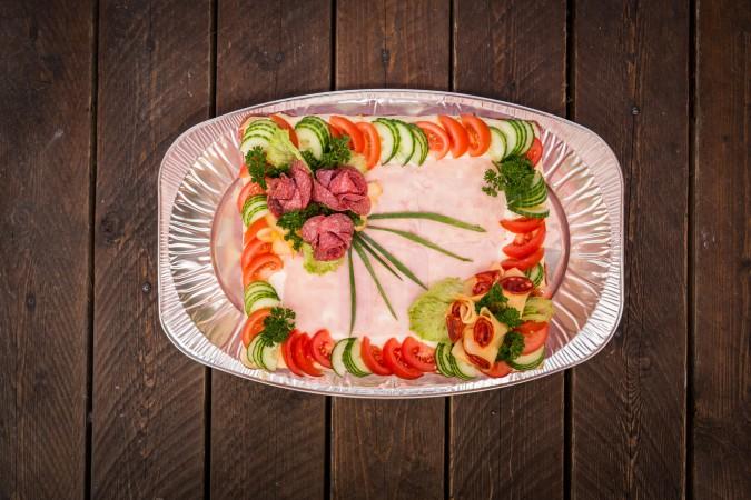 Velký sýrový dort: 1399,-