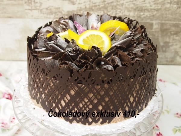 Čokoládový exclusiv