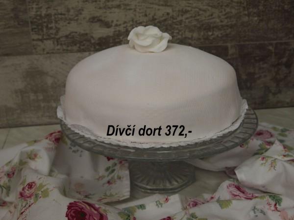 Dívčí dort